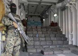 В Польше изъяли тонну колумбийского кокаина