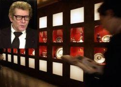 Коллекция Ив Сен-Лорана бьет рекорды Christie's