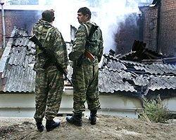 Столицу Дагестана зачистили от боевиков