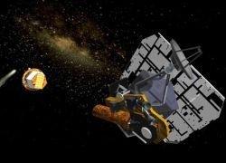С 1991 года в космосе произошли семь ДТП