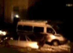 Нападение на милицейский участок в Москве
