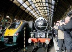 Паровой локомотив XXI века