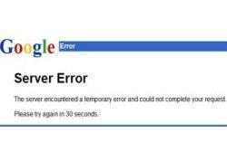 Почтовая система Gmail ушла в офлайн