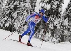 Россия выиграла первую медаль на чемпионате мира по лыжным гонкам