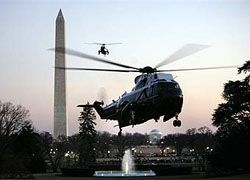 Обама отказался от замены президентских вертолетов