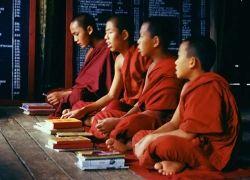 Буддисты встречают Новый год