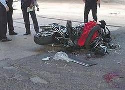 Число ДТП с участием мотоциклов и скутеров выросло за год почти вдвое