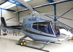 Москвич пытался тайно ввезти в Россию вертолет за 2,5 млн евро