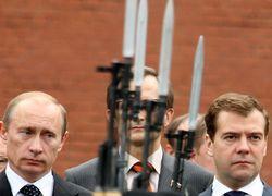 Медведев и военные против Путина