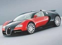 Bugatti выпускает спецверсию суперкара Veyron