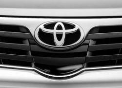 Toyota сократила производство до уровня 20-летней давности