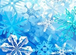 Ученые разработали программу, описывающую структуру снежинок