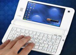 На рынке появился самый маленький ноутбук