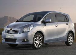 Toyota опубликовала первые фотографии Verso