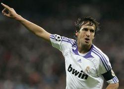 Рауль решил покинуть футбол в 2011 году