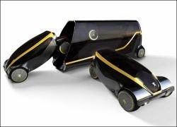 Taxi Tokyo – такси будущего