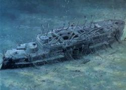 Затонувшие в морских водах бомбы опасны развитием рака