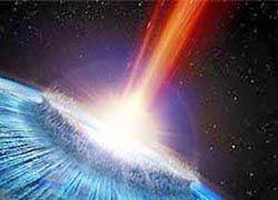 Жизнь на Землю могла прийти из космоса