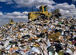 В Израиле электричество будут производить из мусора