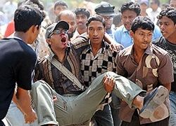 В Бангладеш во время мятежа пограничников погибли 50 человек