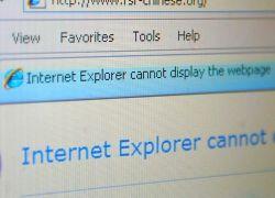 Ошибка отключила полмира от Интернета