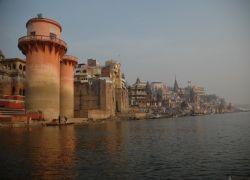 Индийская река Ганг стремительно пересыхает