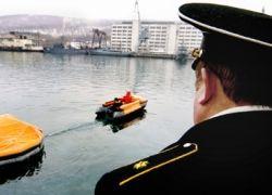 Военнослужащих Военно-морского флота России поймали на контрабанде
