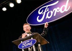 Руководство Ford решило на треть урезать себе зарплаты