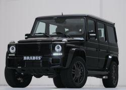 Brabus G V12 Biturbo - внедорожник за полмиллиона долларов
