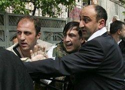 Охрана Саакашвили отобрала у музея ценную картину