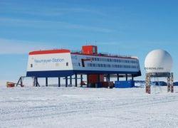 Немецкая научно-исследовательская станция Neumayer III