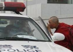 В Пекине школьник на угнанном автобусе устроил дорожный хаос