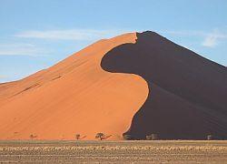 Песчаные дюны не могут расти бесконечно