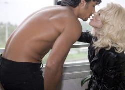 Шокирующая фотосессия Мадонны