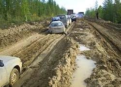 Строительство главной магистрали России не прервется из-за кризиса