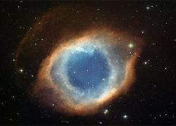 """Астрономы сфотографировали \""""глаз бога\"""""""