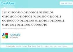 Google завел микроблог на Twitter