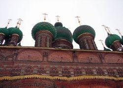 Храм Усекновения главы Иоанна Предтечи в Ярославле