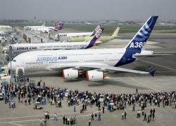 Самому большому в мире самолету разрешили приземляться в Домодедово