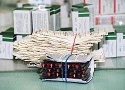 Через два месяца в России начнутся перебои с лекарствами