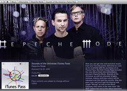 iTunes Pass - новый сервис для меломанов