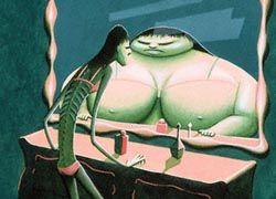 Ожирение и худоба повышают риск преждевременной смерти