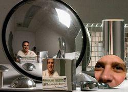 Удивительные зеркала Эндрю Хикса