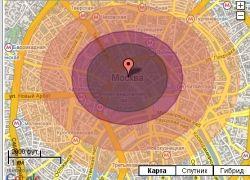 На Google Maps сбросили ядерную бомбу
