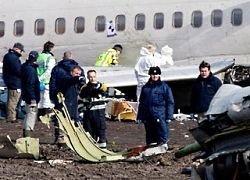 Причиной крушения Boeing в Амстердаме могли стать неполадки двигателя