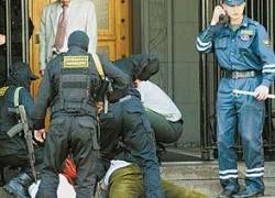 Московский отдел наркополиции обвиняется в вымогательстве