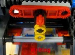Машина Тьюринга - подобие компьютера из Lego