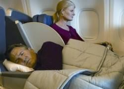 Длительные авиаперелеты опасны для здоровья