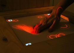 Silke Hilsing Impress: работающий прототип гибкого дисплея