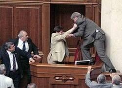 Ющенко объявит мораторий на политические ссоры